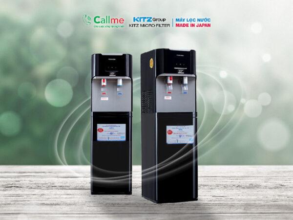 Máy làm nước nóng lạnh kết hợp bộ lọc nước KITZ 8.000 LÍT