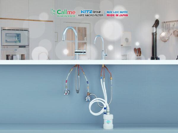 Bộ lọc nước Kitz OSS-G4