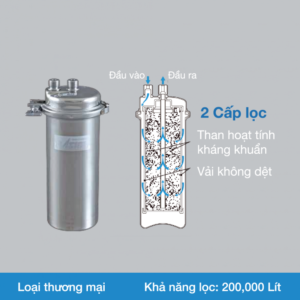 Thiết bị lọc nước LOAS-N0