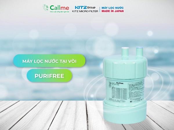 Thiết bị lọc nước Kitz PURIFREE PF-G4