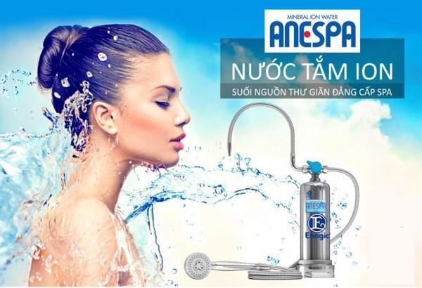 Máy lọc nước tắm Anespa DX